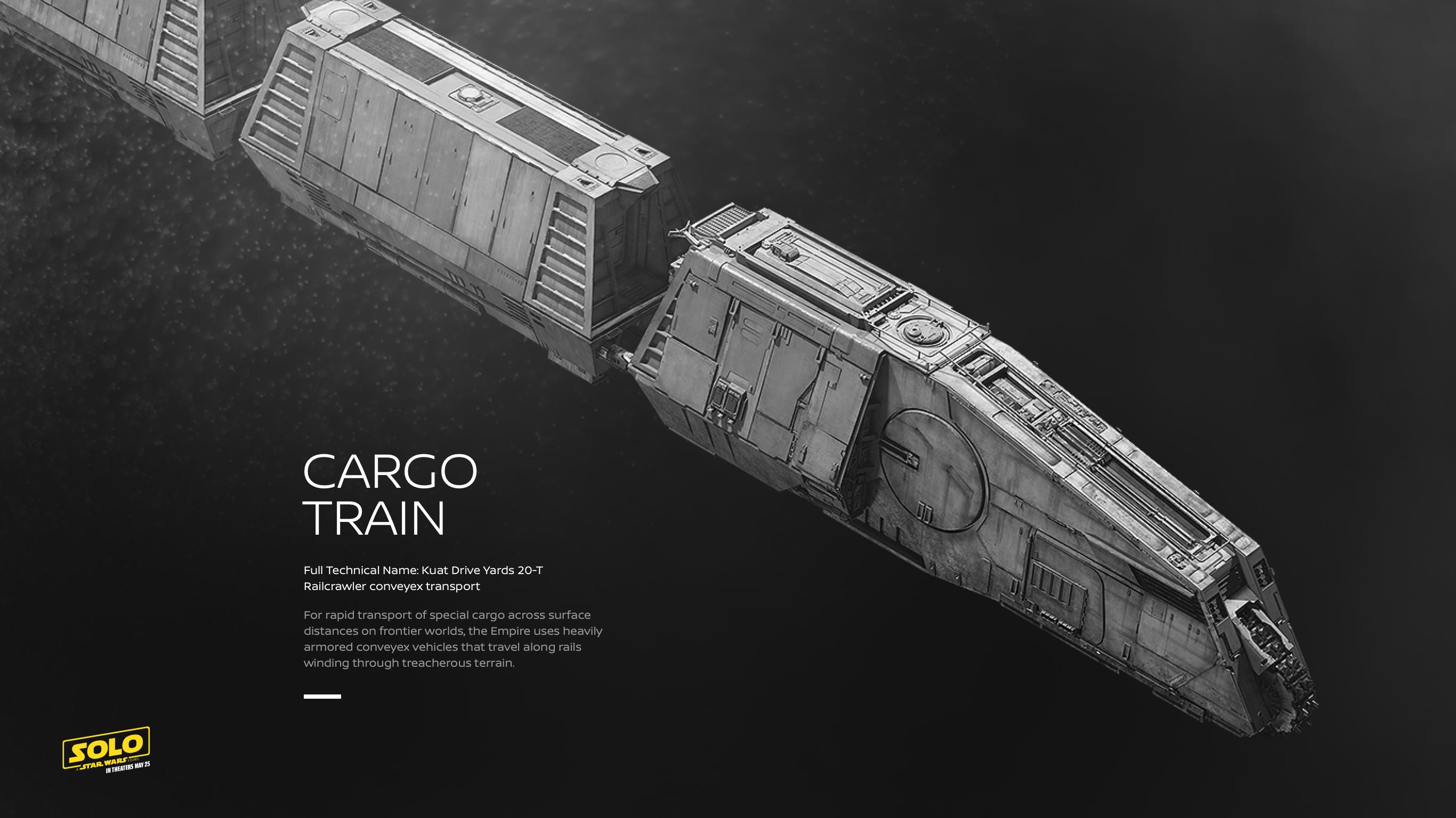 INSPIRATION – CARGO TRAIN